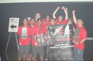 April 23, 2012- The Champions,team 569(A).